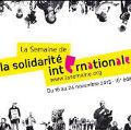 11 semaine solidarite internationale
